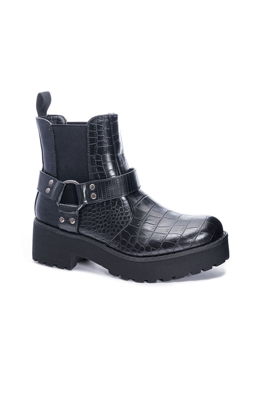 MAKE IT CROCO BOOT