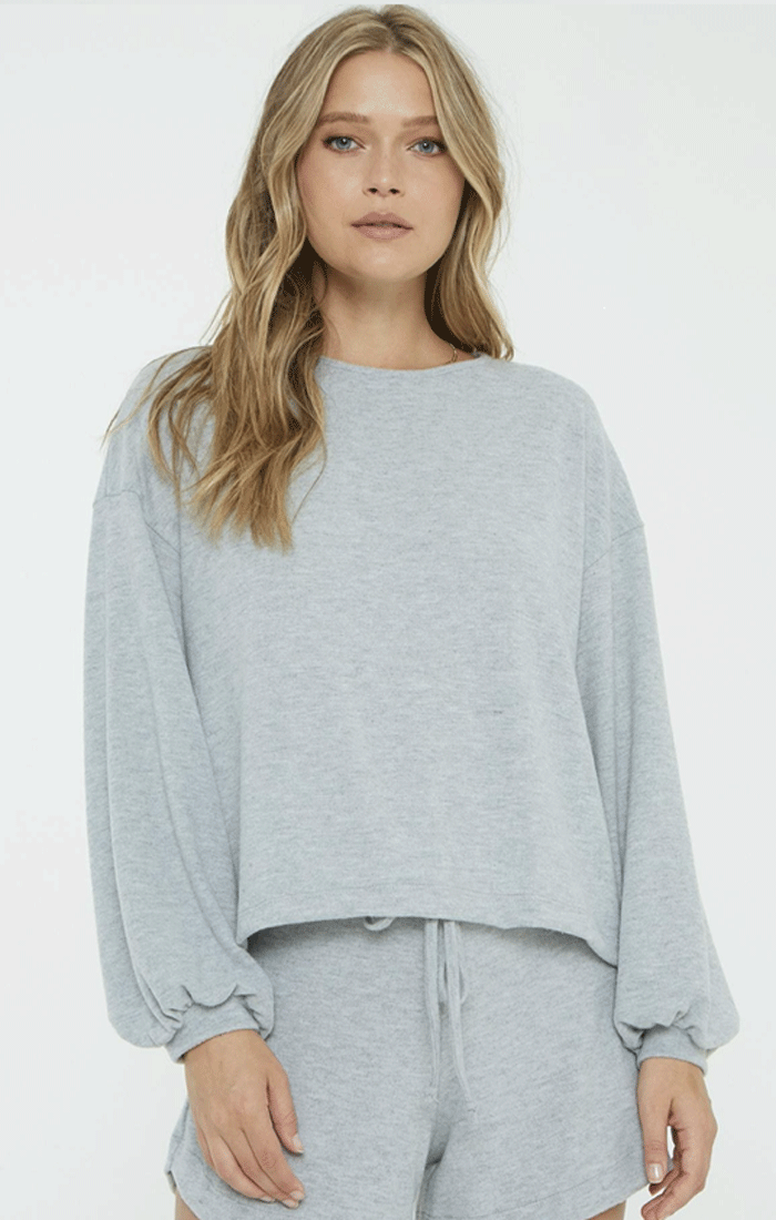 CASA COZY LONG SLEEVE