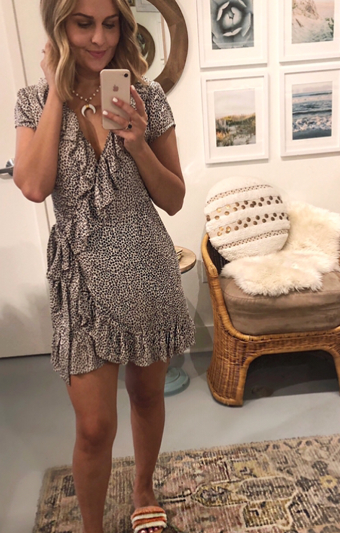 CALI NIGHTS DRESS