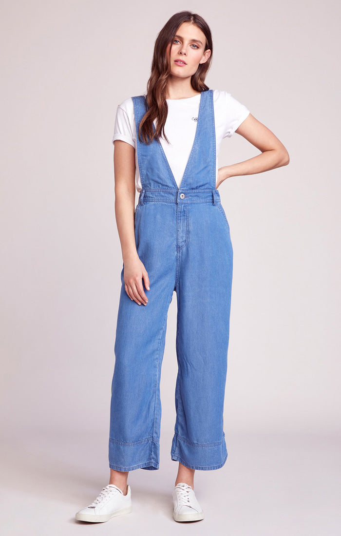 GOT YOU COVERED OVERALL JUMPSUIT