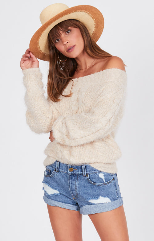 MIRAFLORES SWEATER