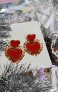 EXPLODING HEARTS EARRINGS