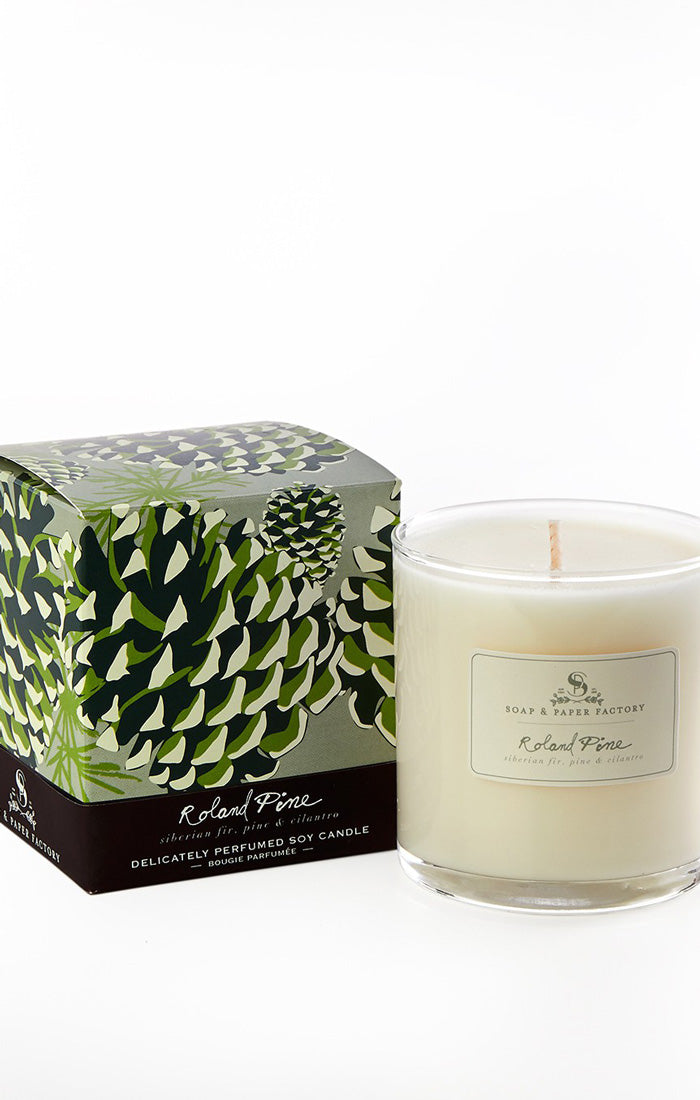 ROLAND PINE SOY CANDLE