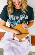 WILDFLOWER CLUTCH