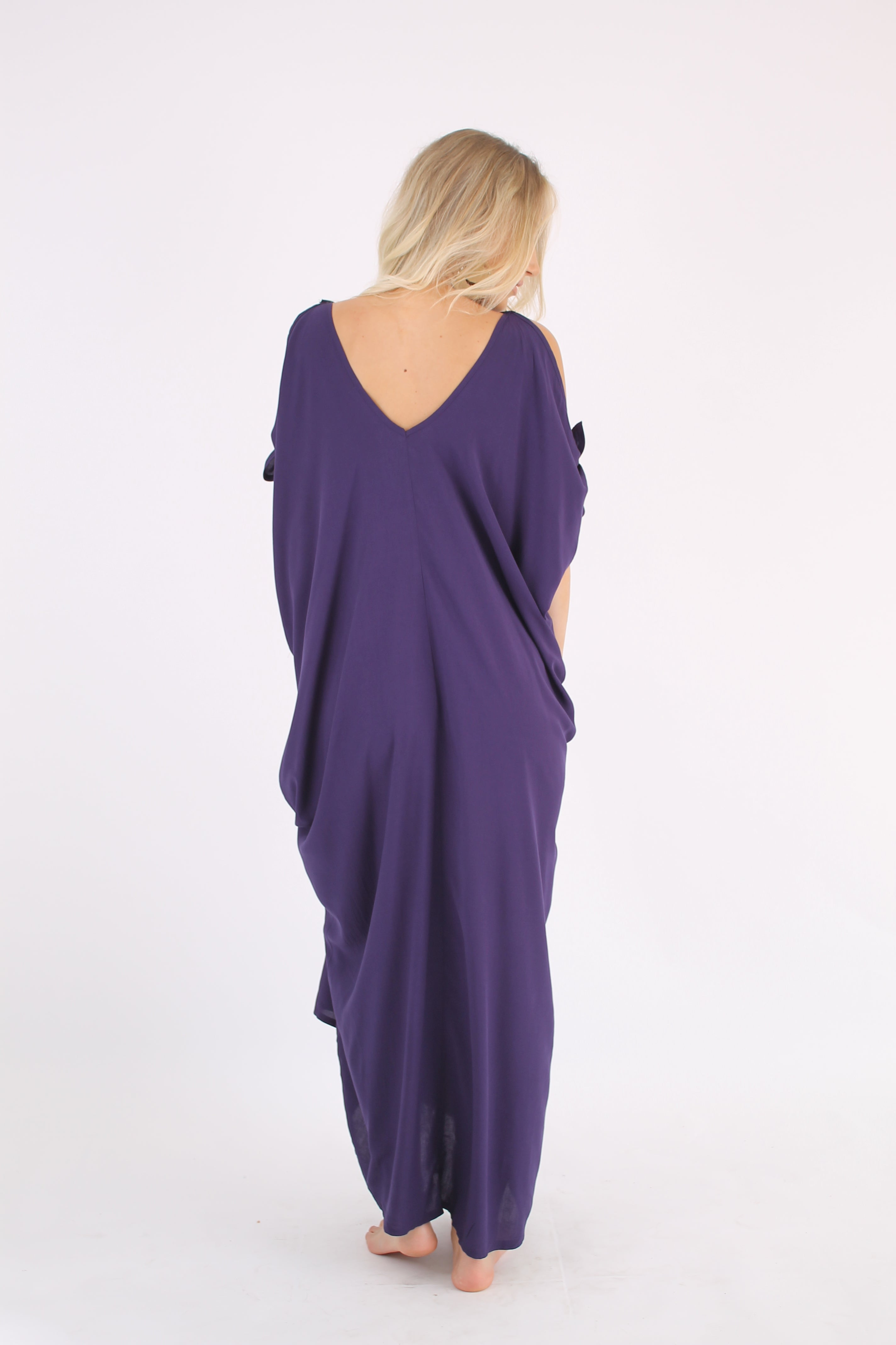 Kaftan Long Navy
