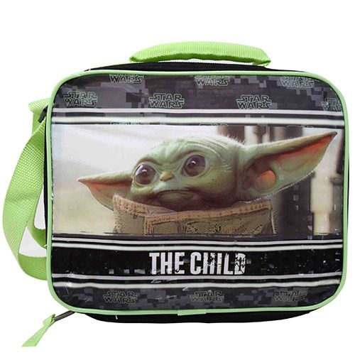 Star Wars: Lunch Bags -'The Child' Insulated Lunch Bag