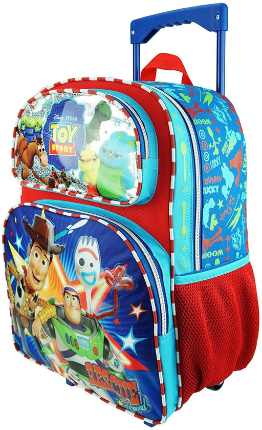 Toy Story Rolling Backpack 16""