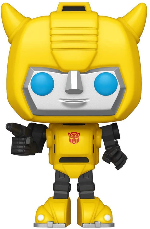 Funko POP! Retro Toys: Transformers - Bumblebee Vinyl Figure #23