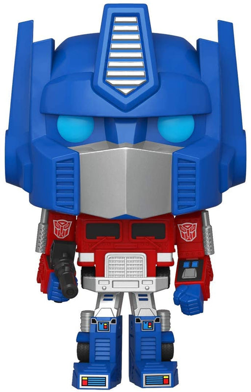 [PRE-ORDER]: Funko POP! Retro Toys: Transformers - Optimus Prime Vinyl Figure #22