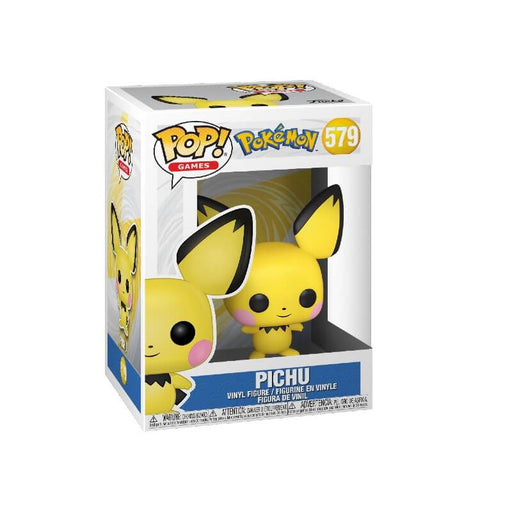 Funko Pop! Pokemon - Pichu Vinyl Figure #579