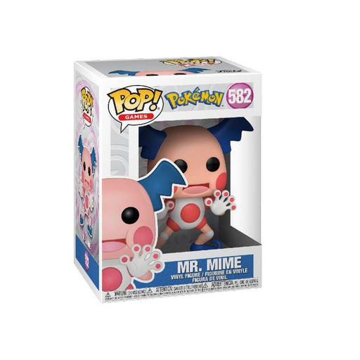 Funko Pop! Pokemon - Mr. Mime Vinyl Figure #582
