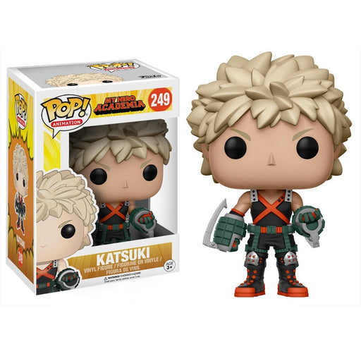 Pop Animation : My Hero Academia : Katsuki #249 Vinyl Figure