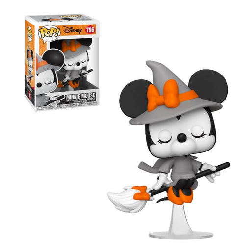[PRE-ORDER]: Funko POP! Disney Halloween Spooky MinnieMouse Vinyl Figure
