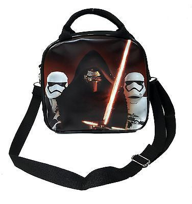 Disney Star Wars The Force Awakens Kylos Ren Insulated Black Lunch Bag