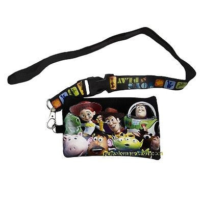 Toy Story Lanyard Card Holder