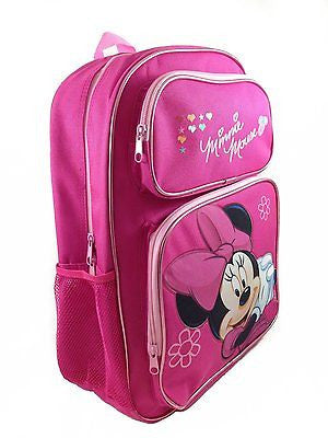 Minnie Mouse backpack for girl