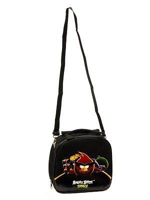 NEW Angry bird Space Shoulder Strap Lunch Box Bag *Licensed Product*