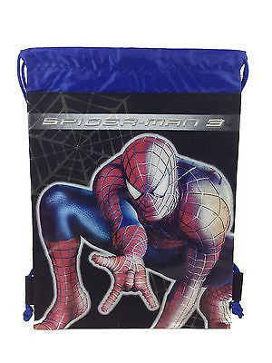 Marvels Spiderman Drawstring Backpack