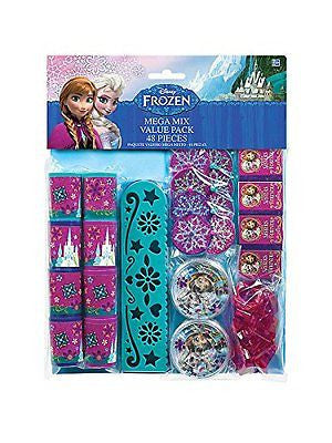 New Disney Frozen Favor Pack Birthday Party Supplies