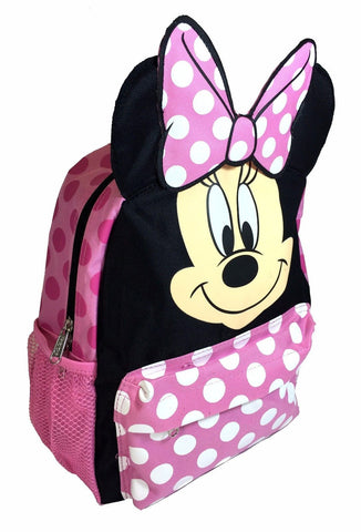 "Minnie Mouse 16"" Backpack for Girl"