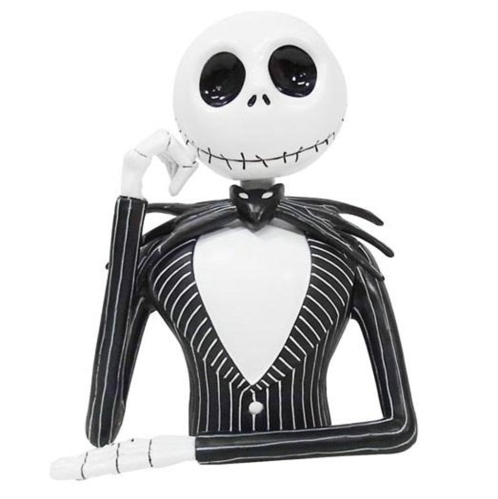 "Nightmare Before Christmas - Jack Skellington 7.5"" Coin/Bust Bank Christmas Birthday Gift"