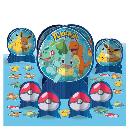 Pokemon Classic Table Centerpiece Kit