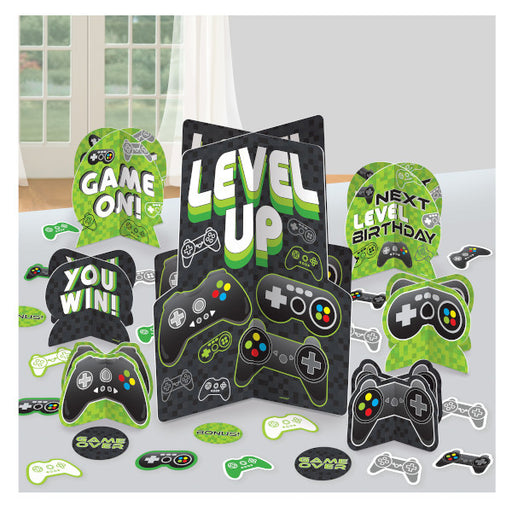 Level Up Table Decorating Kit 27pc
