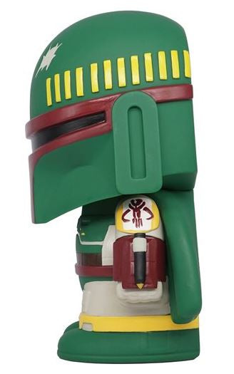 Star Wars:  Boba Fett PVC Bank