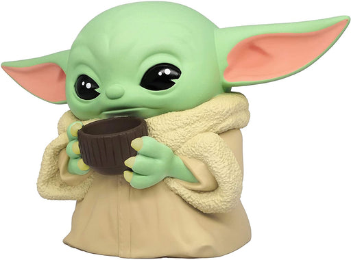 Star Wars - The Child with Mug PVC Figural Bust Bank
