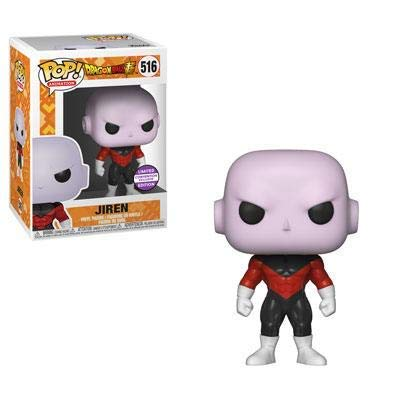 Funko Pop Animation: Dragonball Super JIREN Collectible Vinyl Figure #516 Limited Convention Exclusive