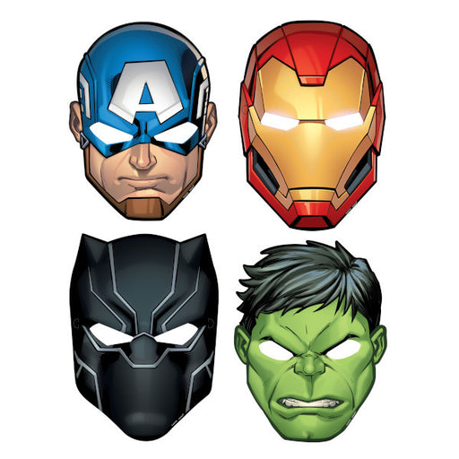 Marvel Avengers Powers Unite Masks