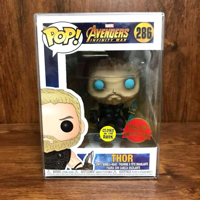 Pop Asia Exclusive : Marvel Avengers - Thor Glow in the Dark #286