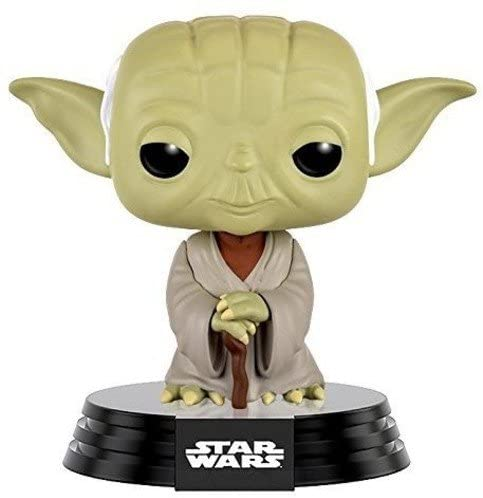 Funko POP! Star Wars - Dagobah Yoda Vinyl figure #124