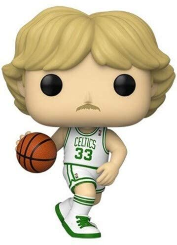 Funko POP! NBA: Legends - Larry Bird (Celtics Home) Vinyl Figure #77