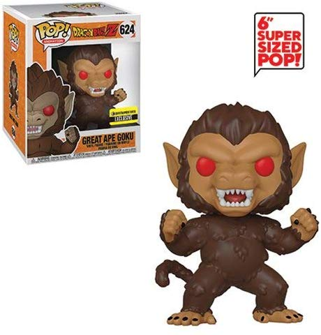 Funko Pop! Dragon Ball - Great Ape Goku 6-Inch Vinyl Figure - Entertainment Earth Exclusive