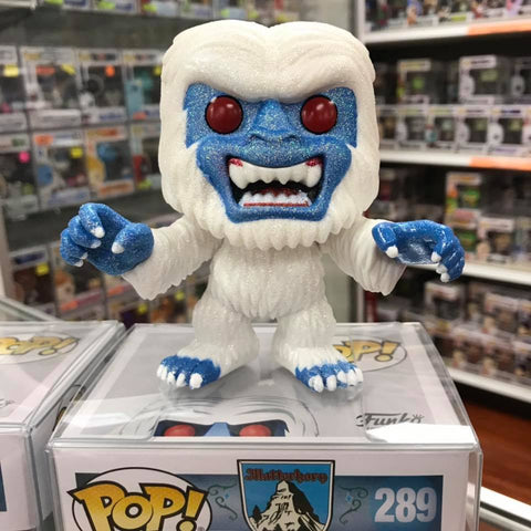 POP DisneyPark Exclusive : Abominable Snowman #289 Vinyl Figure