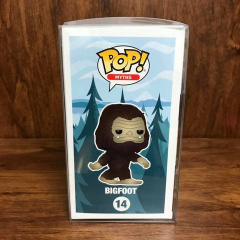 Pop 2018 Spring Convention Exclusive : BIGFOOT #14 Vinyl Figure