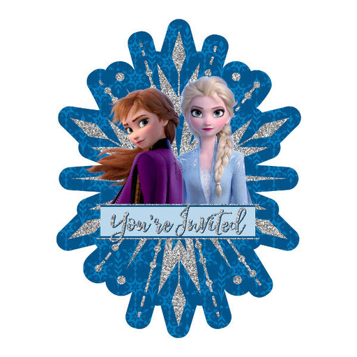 Frozen 2 Invitations 8ct