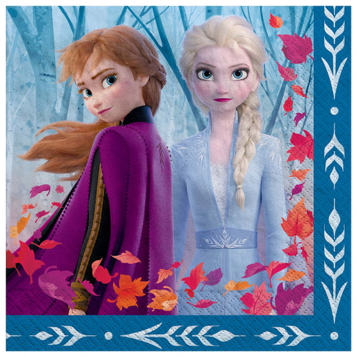 Frozen 2 Lunch Napkins 16ct