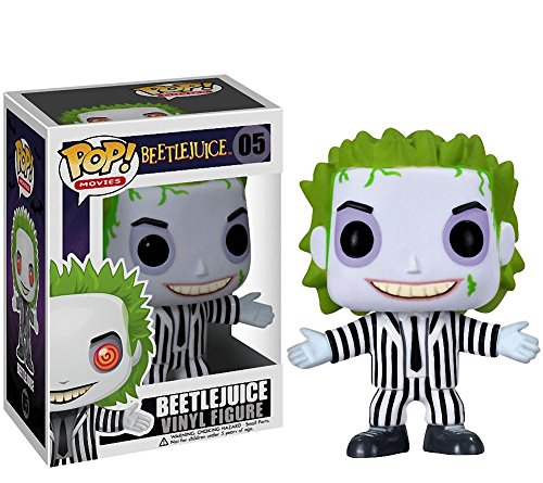 Funko Pop! Movies BeetleJuice Collectible Vinyl Figure #05