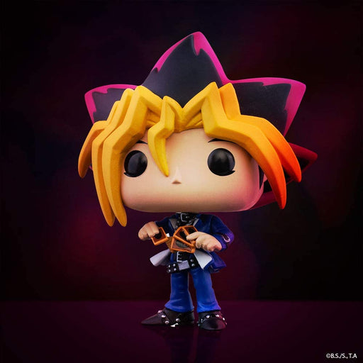 Funko Pop! Animation: Yu-Gi-Oh - Yugi Mutou Vinyl Figure #715
