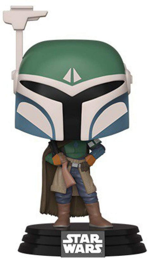 Funko Star Wars: The Mandalorian - Covert Mandalorian Vinyl Figure #352
