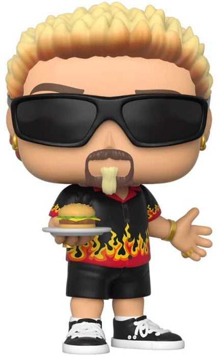 Pop! Icons: Guy Fieri Vinyl Figure #49