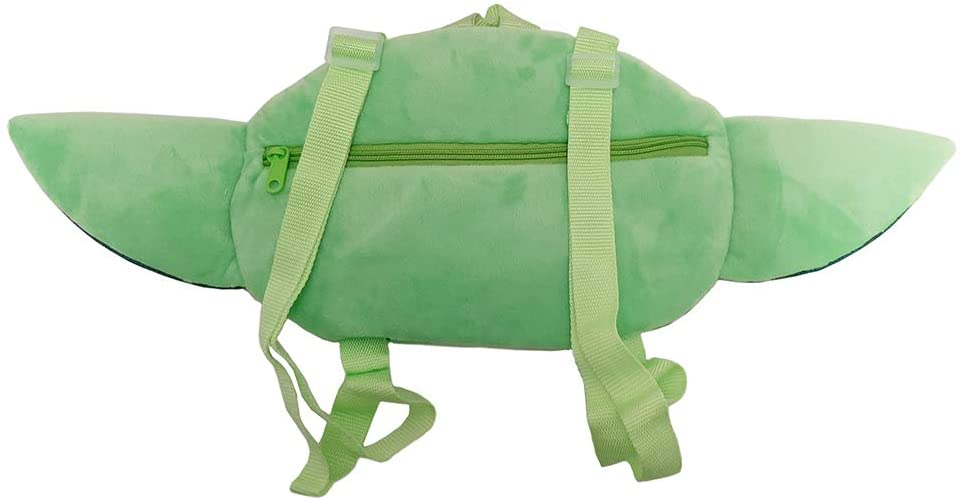 "Star Wars: The Mandalorian - ""The Child"" Baby Yoda 3D Plush Backpack (LARGE)"