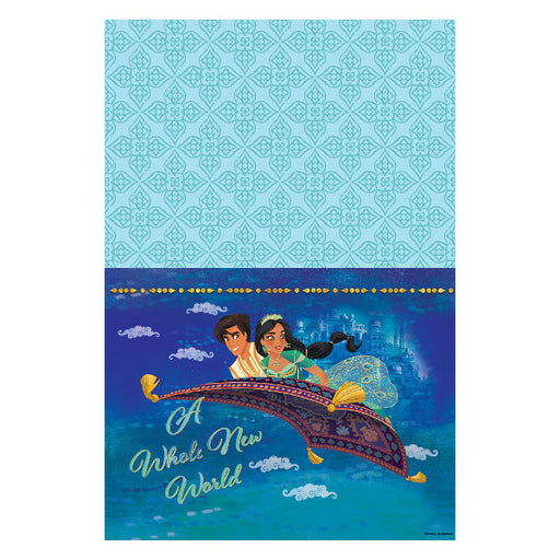 Aladdin Paper Table Cover