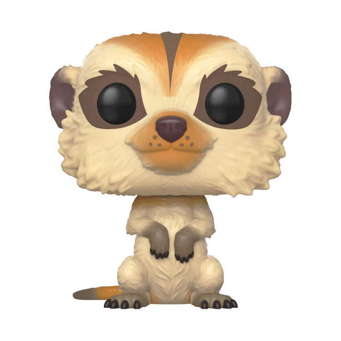 Funko Pop Disney Lion King (Live Action) - TIMON #549 Vinyl Figure with .5mm protector case