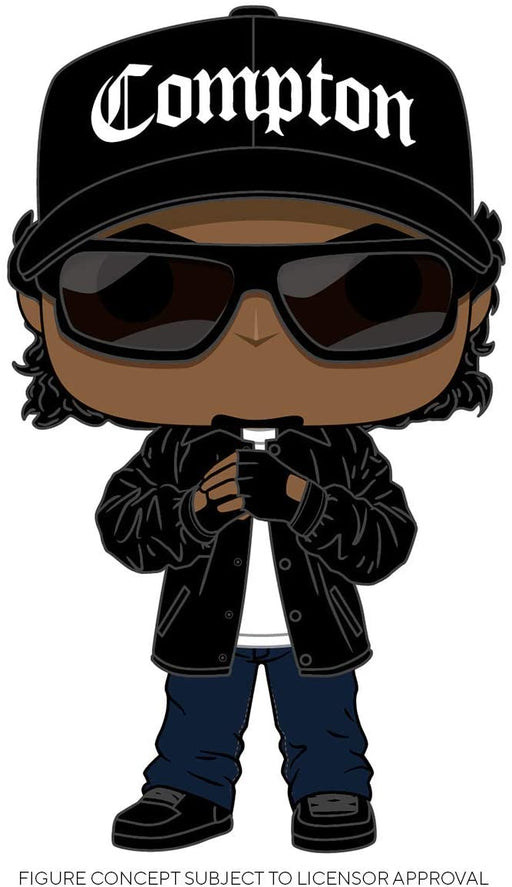 "Funko Pop Rocks : Eric ""EAZY-E"" Wright #171 Vinyl Figure"