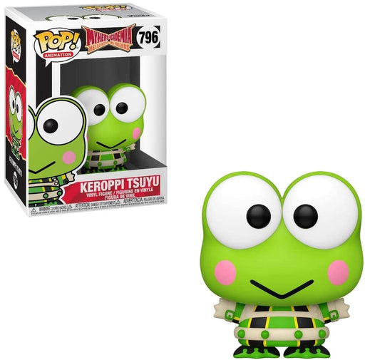 Funko Pop! Animation: Sanrio/My Hero Academia - Keroppi-Tsuyu Vinyl Figure #796