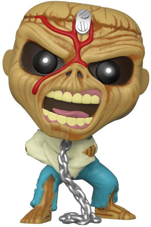 Funko Pop! Iron Maiden Piece of Mind Skeleton Eddie Pop Figure #146