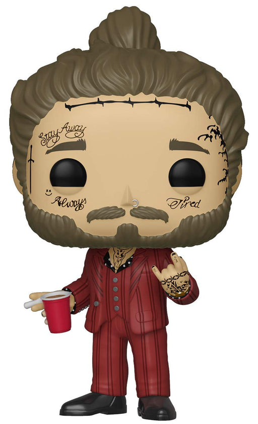 Funko Pop! Rocks: Post Malone - Post Malone, Vinyl Figure #111